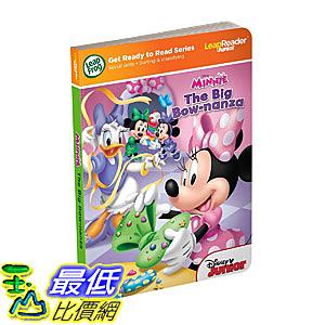 [107美國暢銷兒童軟體] LeapFrog LeapReader Junior Book Disney Minnie (Works with Tag Junior)