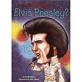 【人物傳記】WHO WAS ELVIS PRESLEY ?