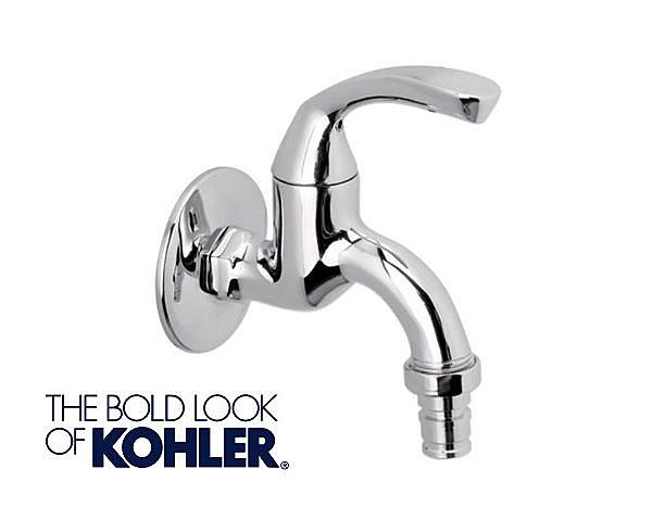 【麗室衛浴】美國 KOHLER  洗衣機拖布盆龍頭  K-R13900T-4 鉻色 13900