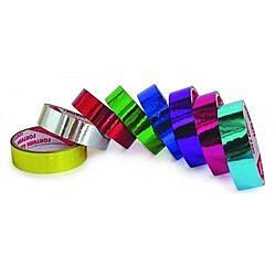 《享亮商城》紫 24mm 晶晶膠帶 喜臨門  1024-6