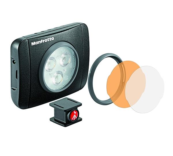 【EC數位】Manfrotto 曼富圖 LUMIMUSE 3 LED燈 MLUMIEPL-BK 專業補光燈