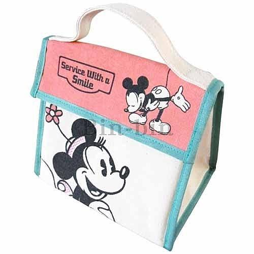 迪士尼 米老鼠保冷保溫午餐包/794-357
