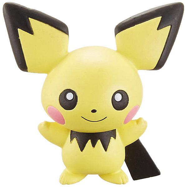 Pokemon GO EX PCC_16 皮丘_PC96847 精靈寶可夢 神奇寶貝TAKARA TOMY