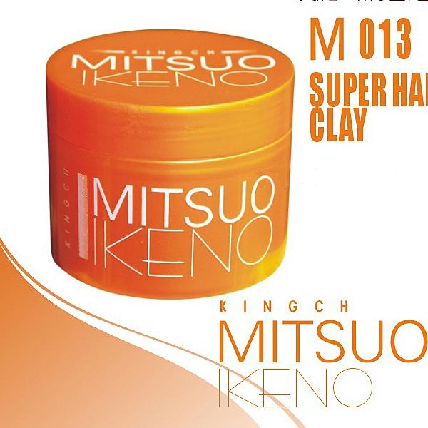 日本池野髮專家 M013動感光亮塑型硬髮蠟 50ML【小紅帽美妝】