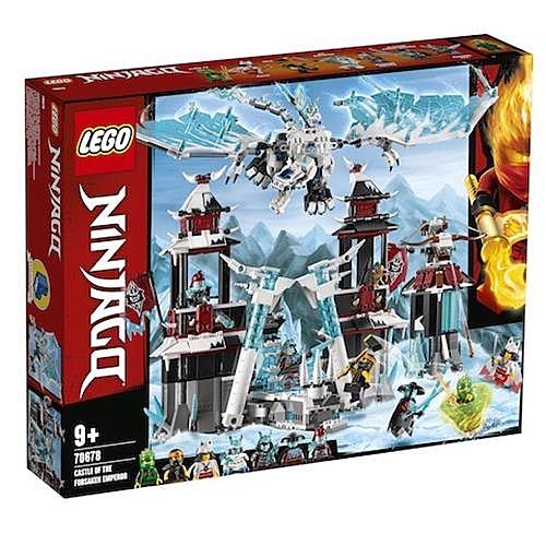 LEGO 樂高 70678 Castle of the Forsaken Emperor