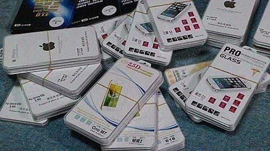 【愛瘋潮】疏水疏油 抗刮玻璃保貼 索尼 Sony Z3+ / Z4  厚度 0.33mm 9H
