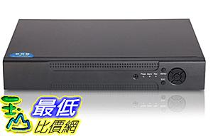 [106大陸直寄] 領防員 16路NVR數字高清網路 遠程硬碟錄影機 1080P監控主機雙盤位 1TB