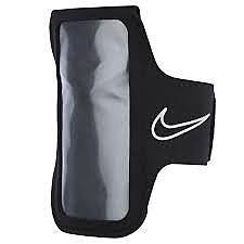 NIKE 臂包 輕量 重訓 健身 黑 灰【運動世界】NRN43001OS