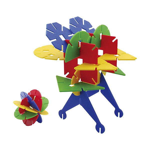 【華森葳兒童教玩具】建構積木系列-八種大花片 E10-B32