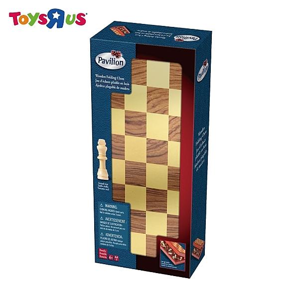 玩具反斗城 PAVILION 木製西洋棋