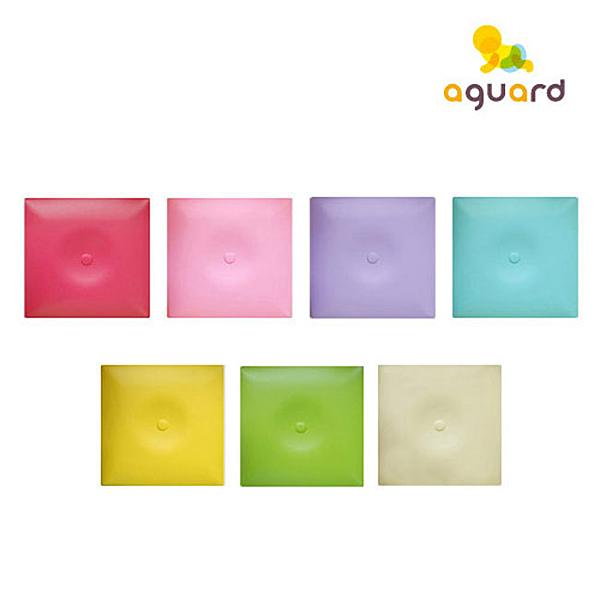 韓國 aguard Wall 防撞壁墊 綠/粉/藍/米白/黃/桃紅