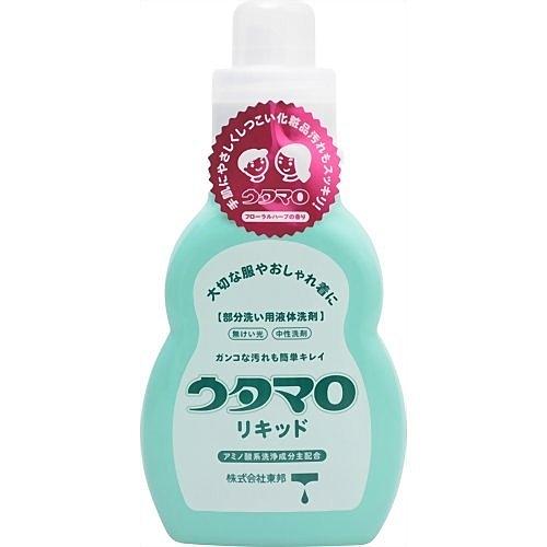 洗衣精-日本製東邦精緻衣物洗衣精400ml-玄衣美舖