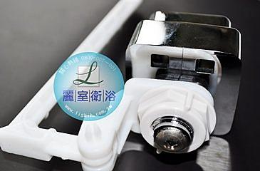 【麗室衛浴】國產馬桶水箱側按鈕 A-079