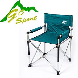 【GO SPORT台灣 大伸縮椅 】91999/伸縮椅/折疊椅/戶外家俱