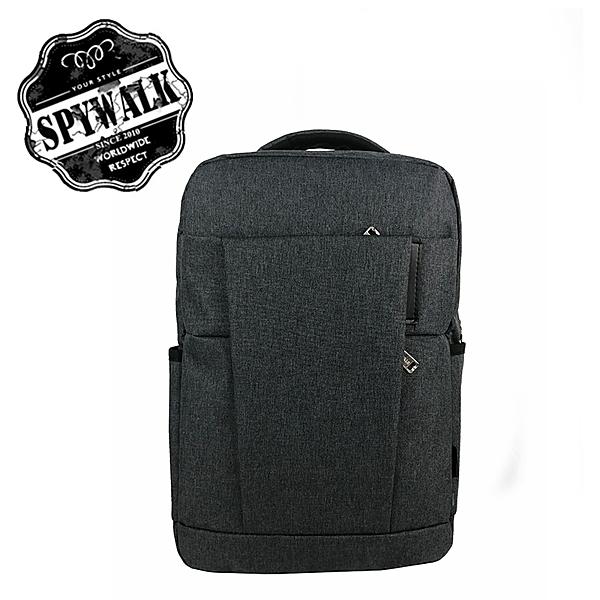後背包 SPYWALK型男尼龍雙肩背包NO:S5287
