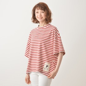 PERSONS ボーダーTシャツ