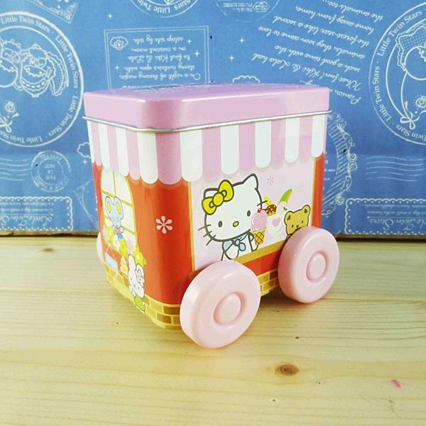 【震撼精品百貨】Hello Kitty 凱蒂貓~造型盒-紅冰淇淋