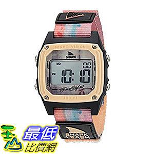 [106美國直購] Freestyle Shark Quartz B01LWMKM05 Sport Watch, Color:Grey (Model: 10027043)