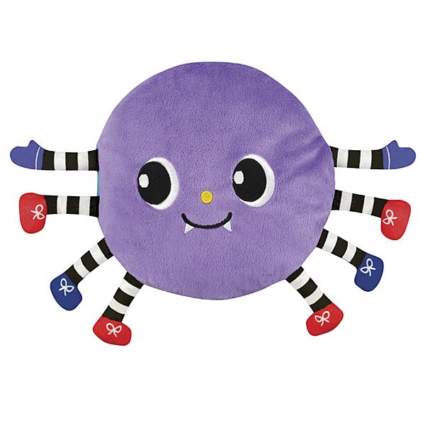 【香港 Ks Kids 奇智奇思】學習布書系列-可愛的小蜘蛛 SB00469