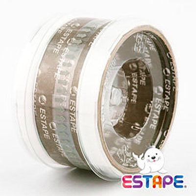 王佳膠帶 ESTAPE 免膠台抽取式HS1555W 易撕貼 白/ 捲