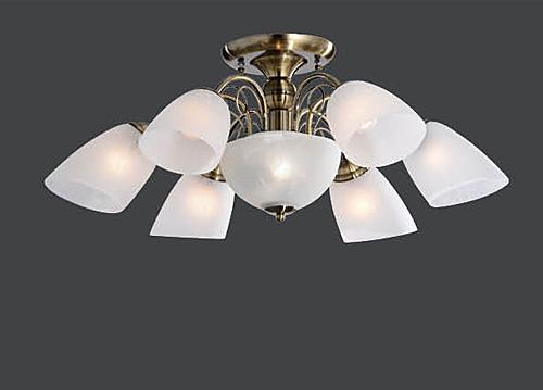 燈飾燈具【燈王的店】現代系列 半吸頂燈6+2燈 附IC ☆ F0363314612
