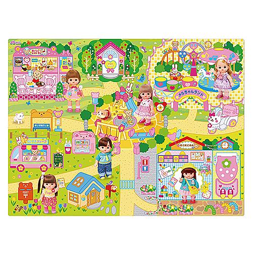《 日本小美樂 》小美樂遊戲墊   /   JOYBUS玩具百貨