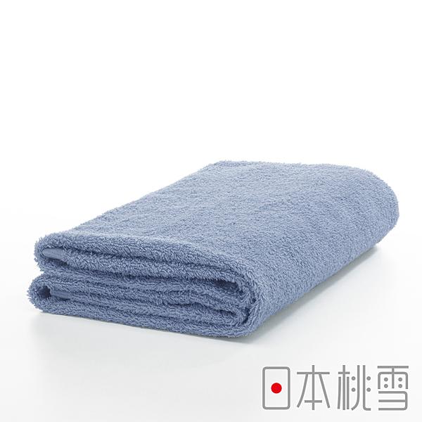 日本桃雪精梳棉飯店浴巾(天藍) 鈴木太太