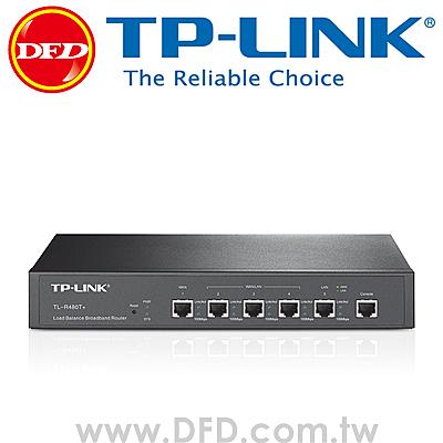 TP-LINK TL-R480T+ 負載平衡寬頻路由器 全新公司貨