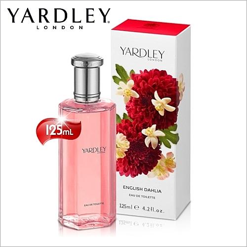 YARDLEY雅麗英國牡丹香水-125mL [55501]