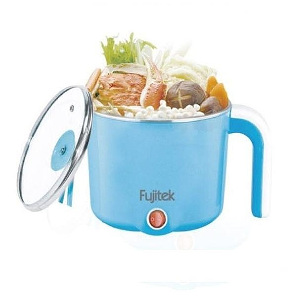 【中彰投電器】Fujitek富士電通內膽304不鏽鋼(1.5L)美食鍋,FT-PN101【全館刷卡分期+免運費】