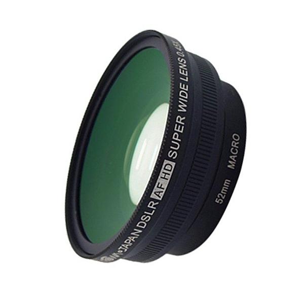 【EC數位】ROWA 兩片式 0.45x 單眼專用廣角鏡頭 52mm 外徑72 台製 彩蓋 廣角 微距 相機 超廣角