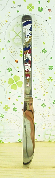 【震撼精品百貨】公主 系列Princess~造型餐刀-愛麗絲