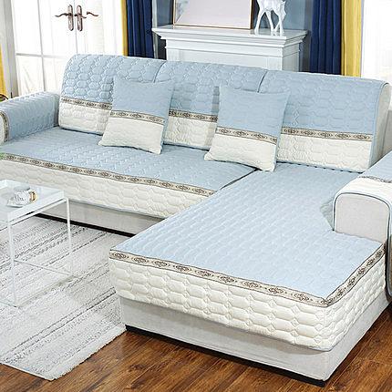 降價兩天 藝防滑四季通用沙發坐墊子全包萬能套沙發
