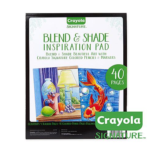 美國Crayola繪兒樂 文藝經典系列 經典粉彩藝術字描摹本 麗翔親子館
