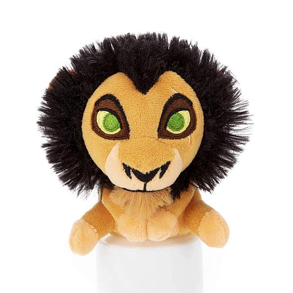 T-ARTS 坐坐人偶 獅子王Lion King 刀疤_TA20495
