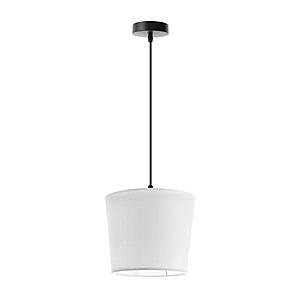 組 - 特力屋萊特 黑吊燈白色燈罩
