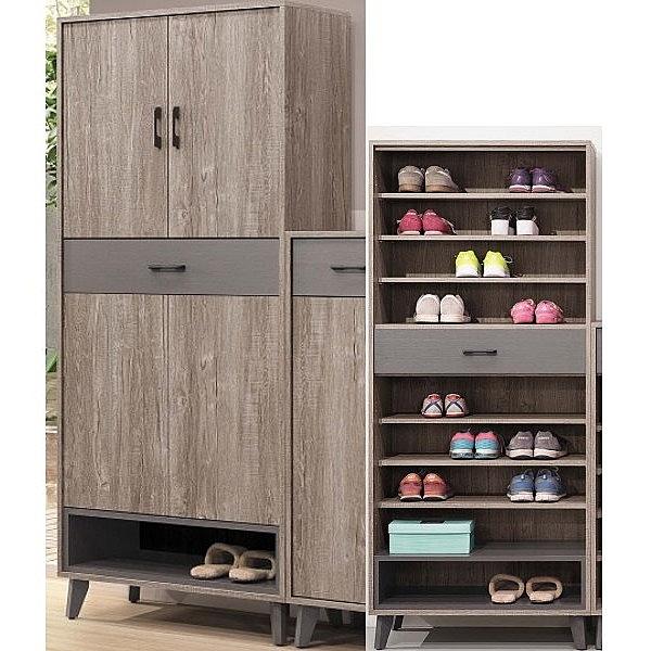 鞋櫃 TV-359-2 奧蘭多2.7X6尺四門高鞋櫃【大眾家居舘】