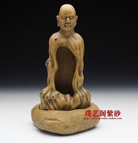 【協貿國際】塔香錐香柱香仿真空禪香爐