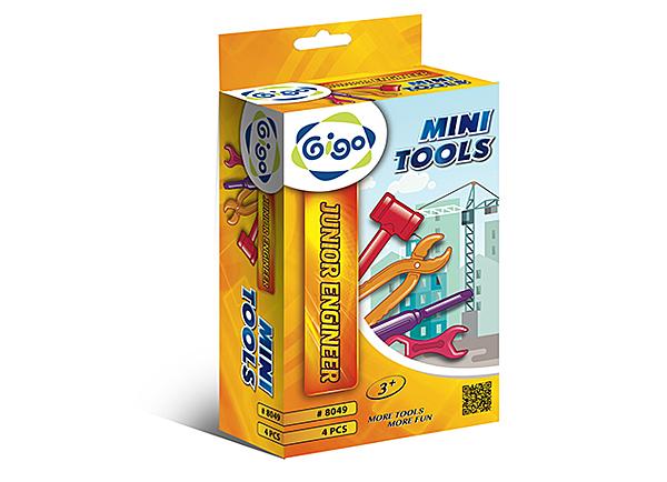 【智高 GIGO】#8049 小工程師工具組-4PCS