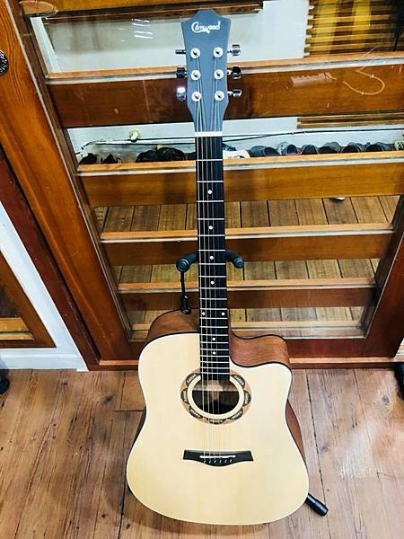 凱傑樂器 CAMWOOD JWC240NA 缺角 民謠吉他 木吉他 41吋
