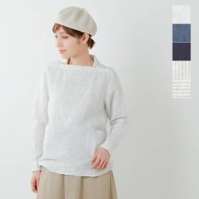 nisica ニシカ リネンデッキマンシャツ nis-862