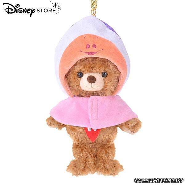 日本限定 Disney Store  愛麗絲家族 牡蠣寶寶   吊飾玩偶專用 衣物配件