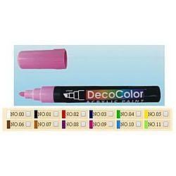 《享亮商城》315-S 粉紅色 壓克力顏料彩繪嘜克筆 4022-09 UCHIDA