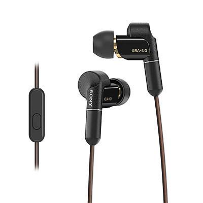 【SONY】XBA-N3AP 入耳式耳機 LCPHD 混合式驅動系統 Hi-Res