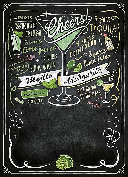 黑板系列-乾杯 義大利 /1000P/Clementoni/