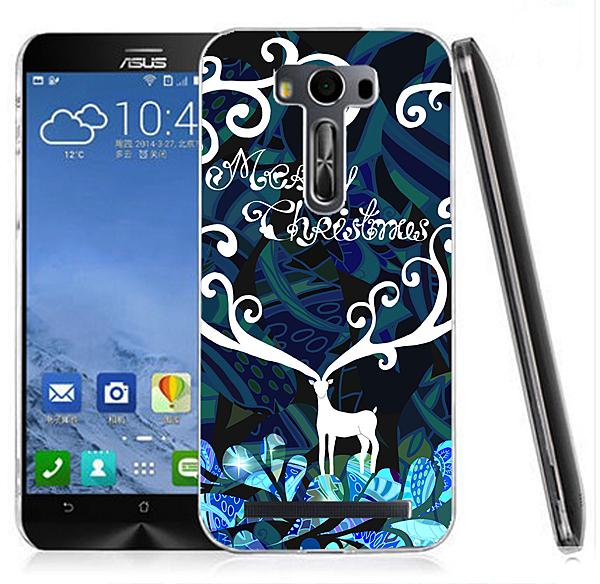 ♥ 俏魔女美人館 ♥  {神秘鹿*水晶硬殼} ASUS ZenFone 2 Laser (ZE500KL) 手機殼 手機套 保護套 保護殼
