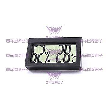 ◤大洋國際電子◢ 電子式溫濕度計(大) 0636A