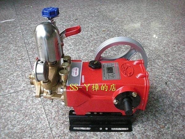 台灣製造 陸雄3/4英吋六分洗車機頭/噴霧機/送水機/清洗機附吸迴水管