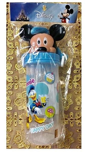 【出清特賣】迪士尼造型水壺650ml(米奇)