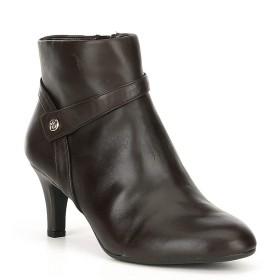 [アレックスマリー] レディース ブーツ&レインブーツ Ephania Leather Stiletto Booties [並行輸入品]